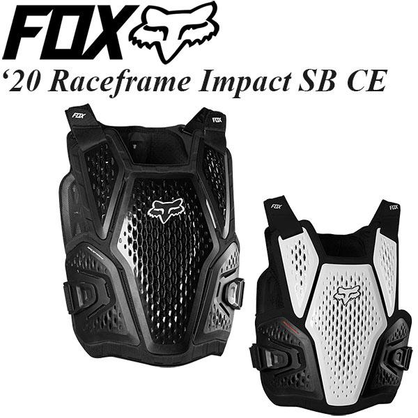FOX チェストプロテクター Raceframe Impact SB CE 2020年 最新モデル