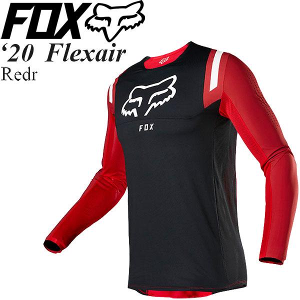 FOX オフロードジャージ Flexair 2020年 最新モデル Redr