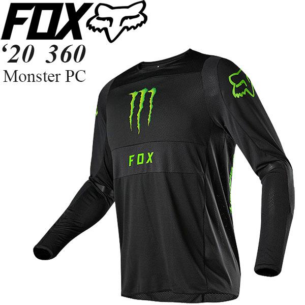 FOX オフロードジャージ 360 2020年 最新モデル Monster PC