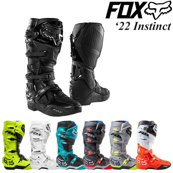 FOX ブーツ Instinct 2020年 最新モデル