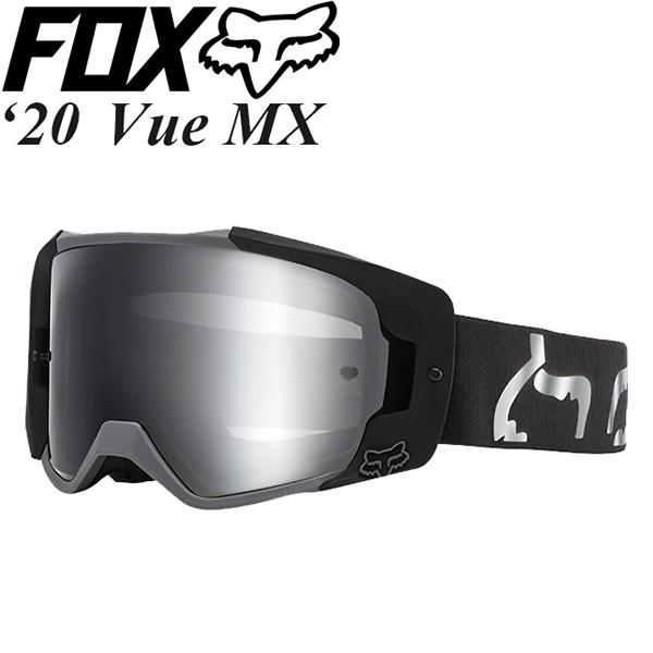 FOX ゴーグル MX用 Vue 2020年 最新モデル Dusc ミラーレンズ 24711-001