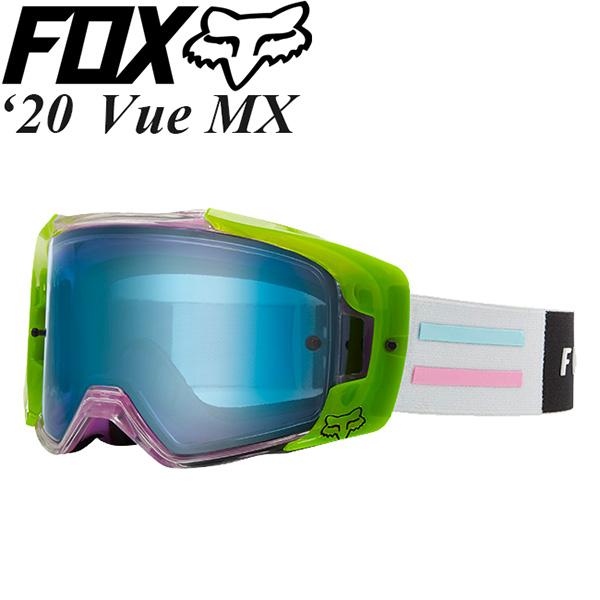 FOX ゴーグル MX用 Vue 2020年 最新モデル Vlar 24712-922
