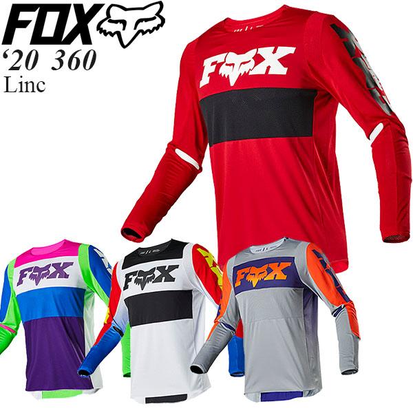 FOX オフロードジャージ 360 2020年 最新モデル Linc