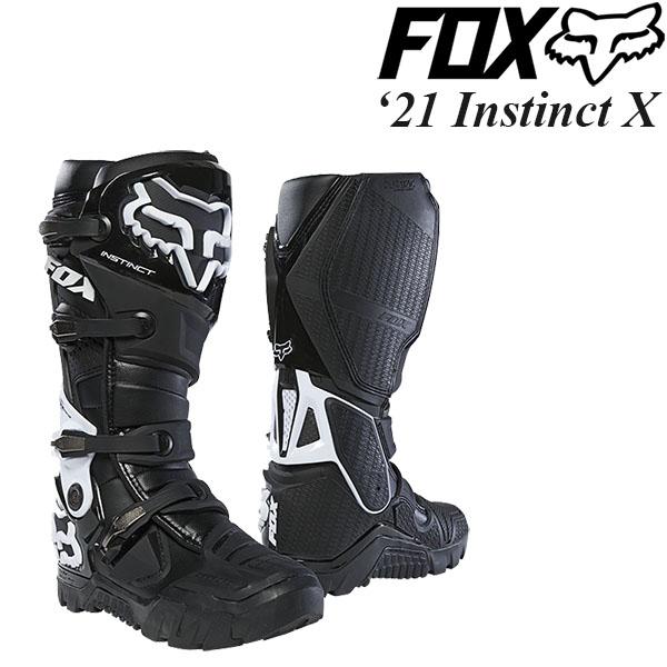 大勧め FOX FOX オフロードブーツ Instinct X 2021年 Instinct 最新モデル, 小野上村:ffd96c21 --- esef.localized.me