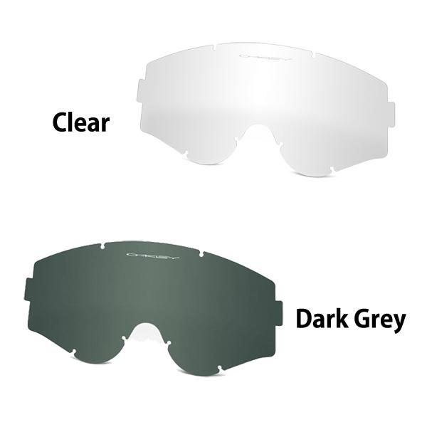 E Frame Eフレーム MX Oakley ゴーグル用 カラーレンズ Lフレーム オークリー MX / L Frame