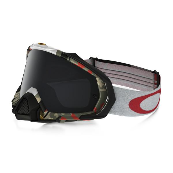 【値下げ特価】 Oakley MXゴーグル Mayhem Pro Flight Series Wolf Pack OO7051-28