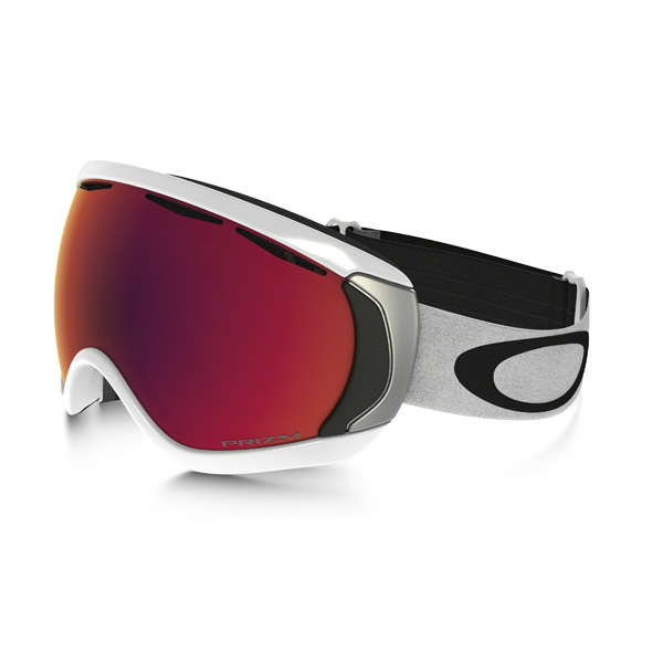 【値下げ特価】 Oakley スノーゴーグル Canopy プリズムレンズ OO7081-02 アジアンフィット