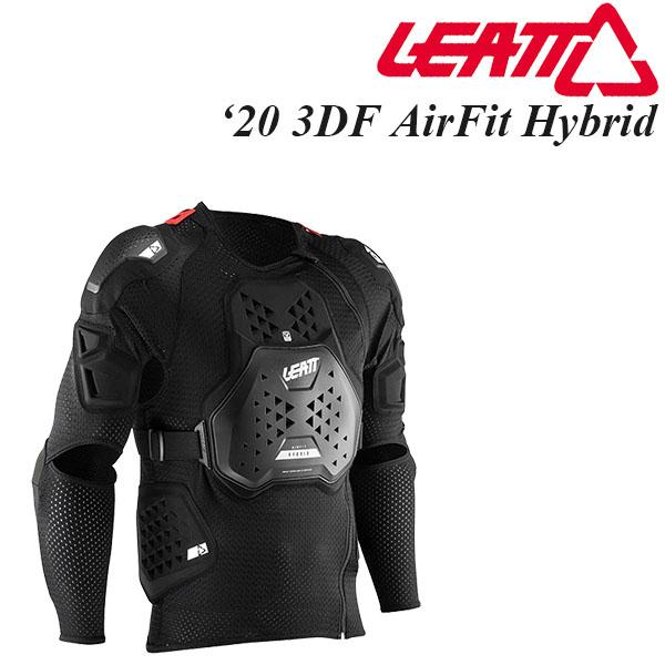 Leatt ボディプロテクター 3DF AirFit Hybrid 2020年 最新モデル