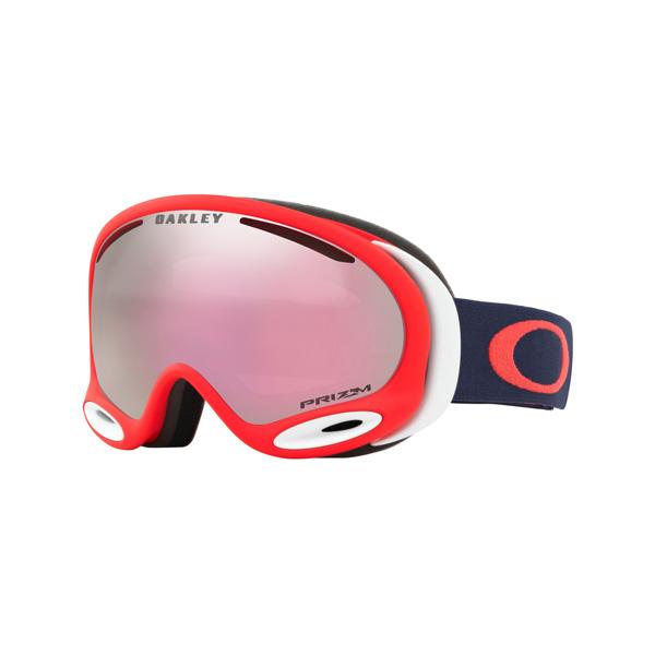 超特価!! Oakley オークリー A Frame 2.0 Aフレーム2.0 スノー ゴーグル Coral Fathom コーラルファゾム プリズムスノーハイピンクイリジウムレンズ OO7077-10 アジアンフィット