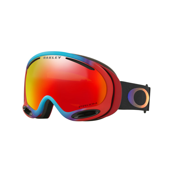 超特価!! Oakley オークリー A Frame 2.0 Aフレーム2.0 スノー ゴーグル Prizm Halo 2018 プリズムハロ2018 プリズムスノートーチイリジウムレンズ OO7077-15 アジアンフィット