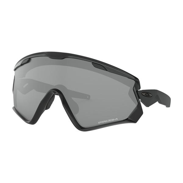 Oakley オークリー Wind Jacket 2.0 ウインドジャケット 2.0 サングラス ポリッシュドブラック プリズムブラックイリジウムレンズ OO9418-10