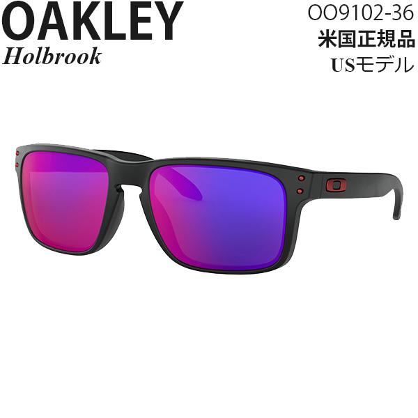Oakley サングラス Holbrook OO9102-36