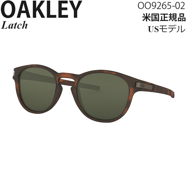 Oakley サングラス Latch OO9265-02