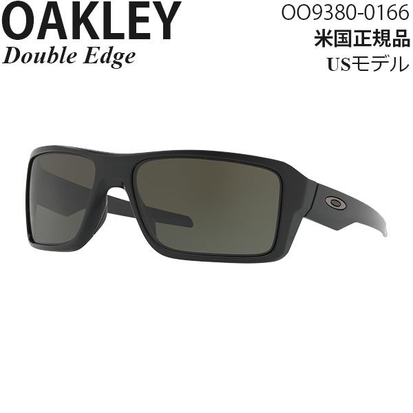Oakley サングラス Double Edge OO9380-0166