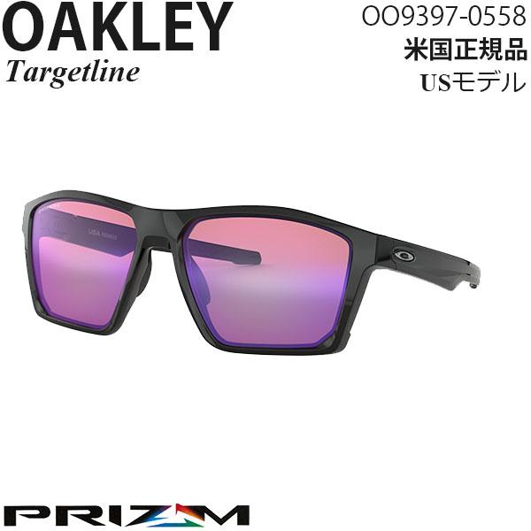 Oakley サングラス Targetline プリズムレンズ OO9397-0558