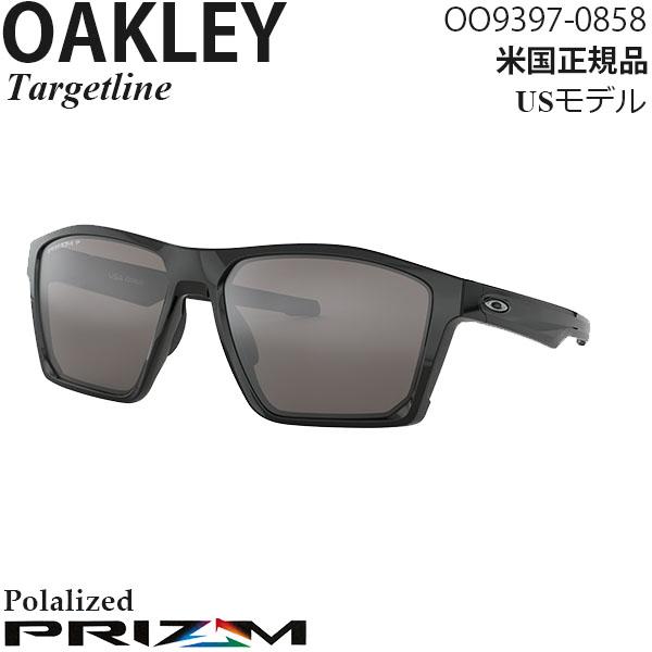 Oakley サングラス Targetline プリズムレンズ OO9397-0858