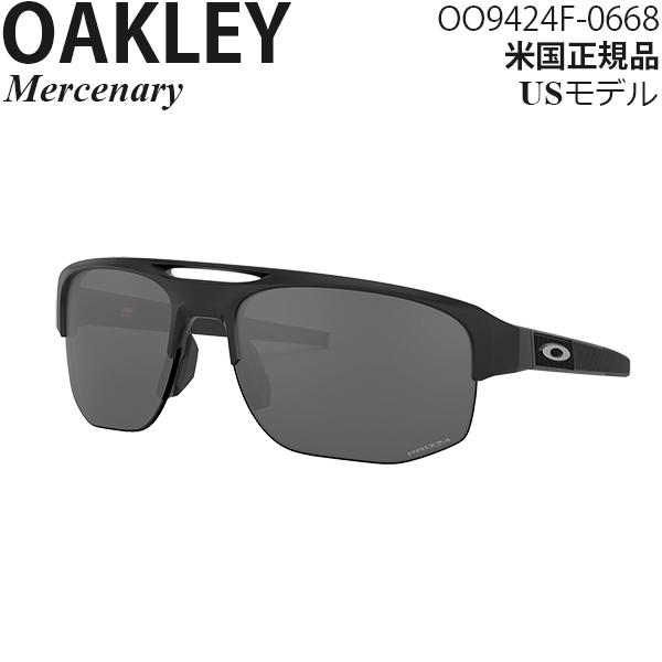 Oakley サングラス Mercenary OO9424F-0668