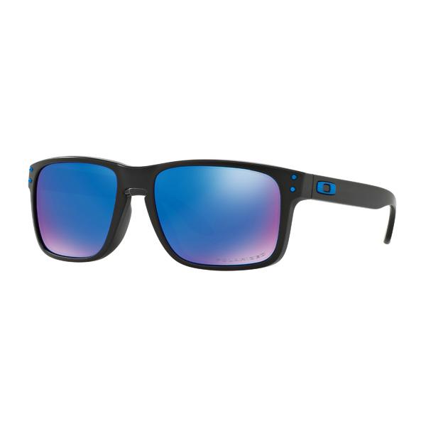 Oakley オークリー サングラス Holbrook ホルブルック OO9244-19 アジアンフィット 【Matte Black/Sapphire Iridium Polarized】
