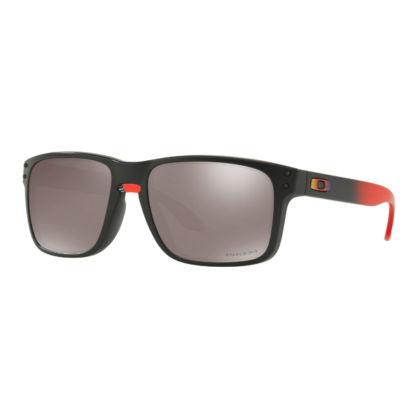 Oakley オークリー サングラス Holbrook ホルブルック Ruby Fade Collection ルビーフェイドコレクション OO9244-2456 アジアンフィット 【Ruby Fade/Prizm Black Polarized】