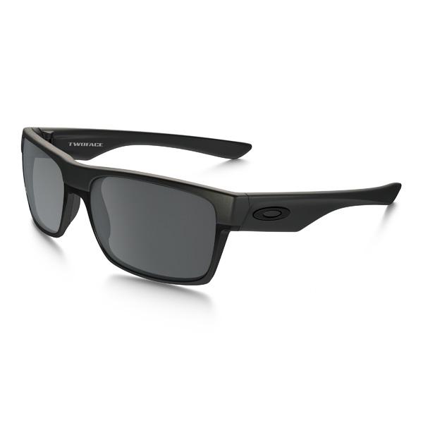 Oakley オークリー サングラス Two Face ツーフェイス OO9256-04 アジアンフィット 【Steel/Black Iridium】