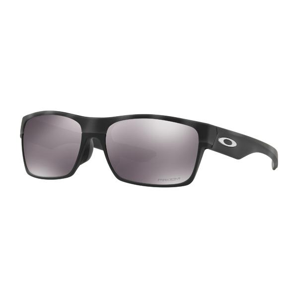 Oakley オークリー サングラス Two Face ツーフェイス Black Camo Collection ブラックカモコレクション OO9256-1560 アジアンフィット 【Black Camo/Prizm Black】