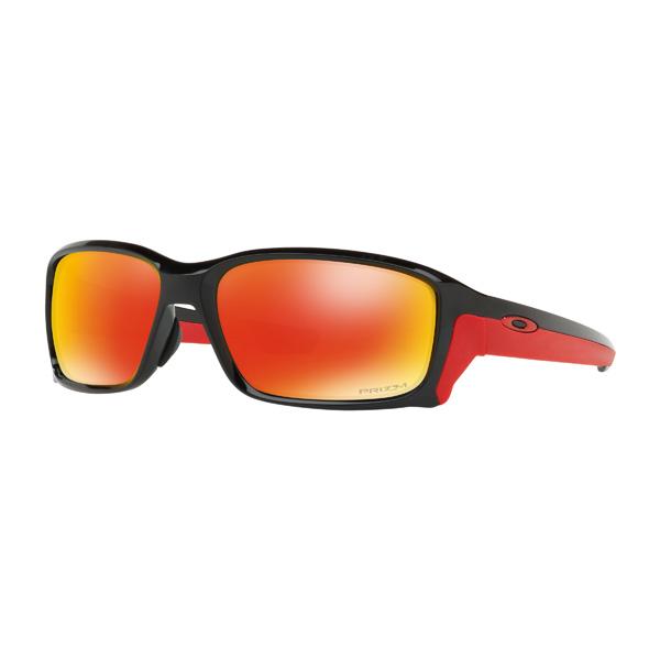 Oakley オークリー サングラス Straightlink ストレートリンク OO9336-0658 アジアンフィット 【Polished Black/Prizm Ruby】