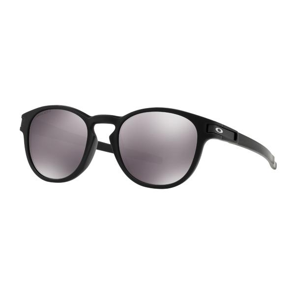 Oakley オークリー サングラス Latch ラッチ OO9349-1153 アジアンフィット 【Matte Black/Prizm Black Iridium】