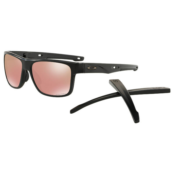 Oakley オークリー サングラス Crossrange クロスレンジ Prizm Dark Golf プリズムダークゴルフ OO9361-1757 【Matte Black/Prizm Dark Golf】