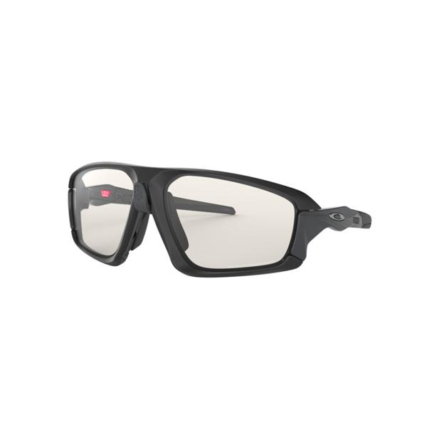 Oakley オークリー サングラス Field Jacket フィールドジャケット Photochromic フォトクロミック OO9402-0664 【Matte 黒/Clear 黒 Iridium Photochromic】