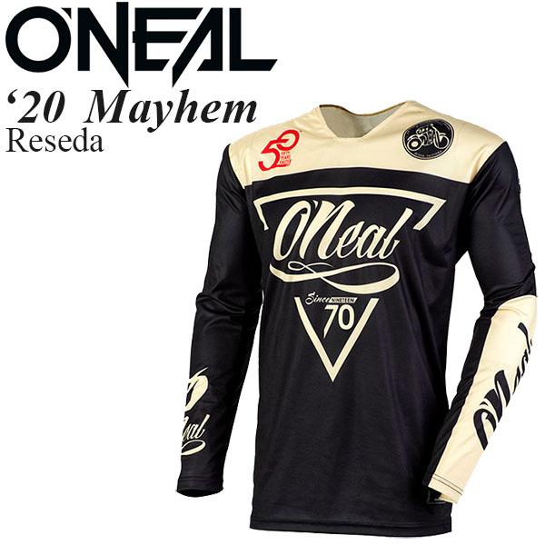 O'Neal オフロードジャージ Mayhem 2020年 最新モデル Reseda