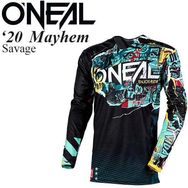 O'Neal オフロードジャージ Mayhem 2020年 最新モデル Savage