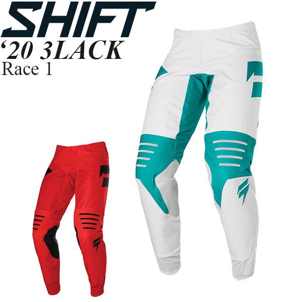 Shift オフロードパンツ 3LACK 2020年 最新モデル Race 1