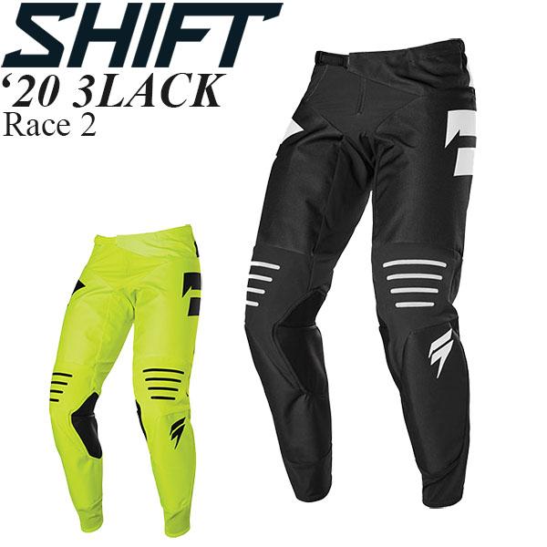 Shift オフロードパンツ 3LACK 2020年 最新モデル Race 2