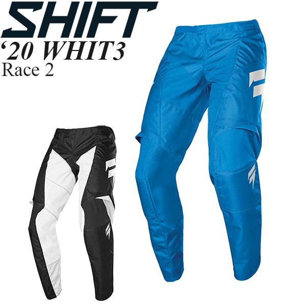 Shift オフロードパンツ WHIT3 2020年 最新モデル Race 2