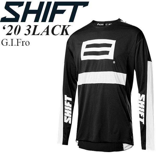 Shift オフロードジャージ 3LACK 2020年 最新モデル G.I. Fro