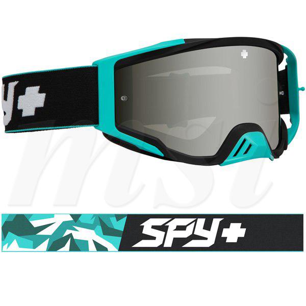 SPY スパイ Foundation MX ゴーグル カモティール レッドスペクトラ(スモークベース)&クリアレンズ