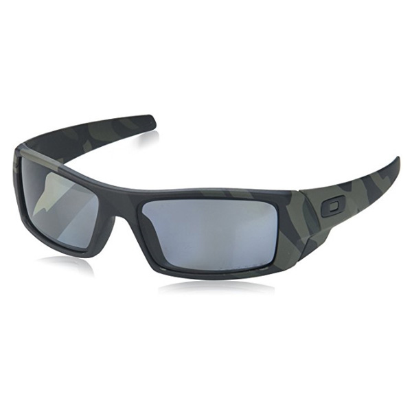 Oakley オークリー サングラス Gascan ガスカン OO9014-03 【Multicam Black/Grey Polarized】