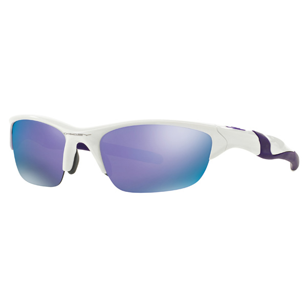 Oakley オークリー サングラス Half Jacket 2.0 ハーフジャケット2.0 oo9144-08 【Pearl/Violet Iridium】