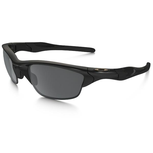 Oakley オークリー サングラス Half Jacket 2.0 ハーフジャケット2.0 OO9153-01 アジアンフィット 【Polished Black/Black Iridium】