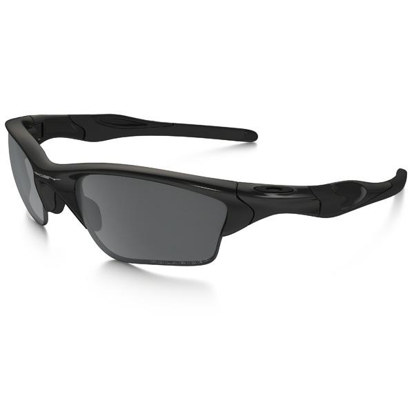 Oakley オークリー サングラス Half Jacket 2.0 XL ハーフジャケット2.0 XL OO9154-05 【Polished Black/Black Iridium Polarized】