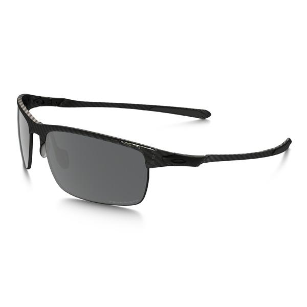 Oakley オークリー サングラス Carbon Blade カーボンブレイド OO9174-03 【Matte Carbon/Black Iridium Polarized】