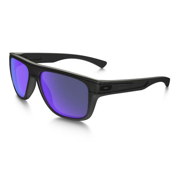 ◆超特価!! Oakley オークリー サングラス Breadbox ブレッドボックス OO9199-02 【Matte Black Ink/Violet Iridium】