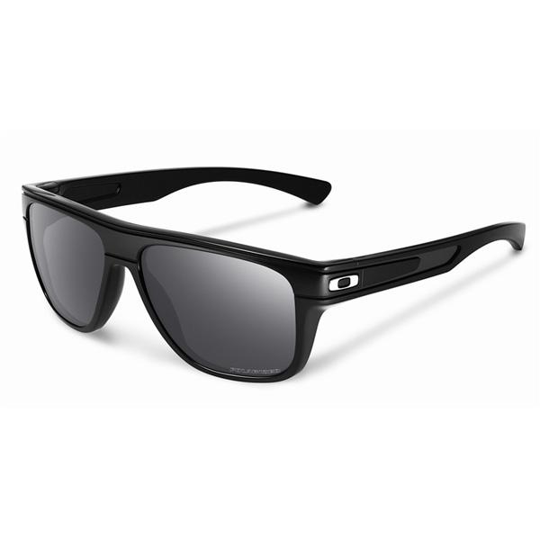 Oakley オークリー サングラス Breadbox ブレッドボックス OO9199-03 【Polished Black/Black Iridium Polarized】