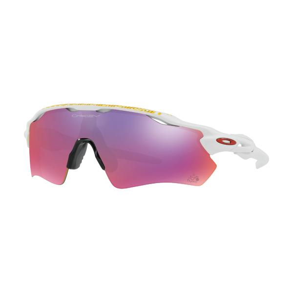 Oakley オークリー サングラス Radar EV Path レーダーEVパス Tour de France ツール・ド・フランス プリズムロード OO9208-5038 【Matte White/Prizm Road】