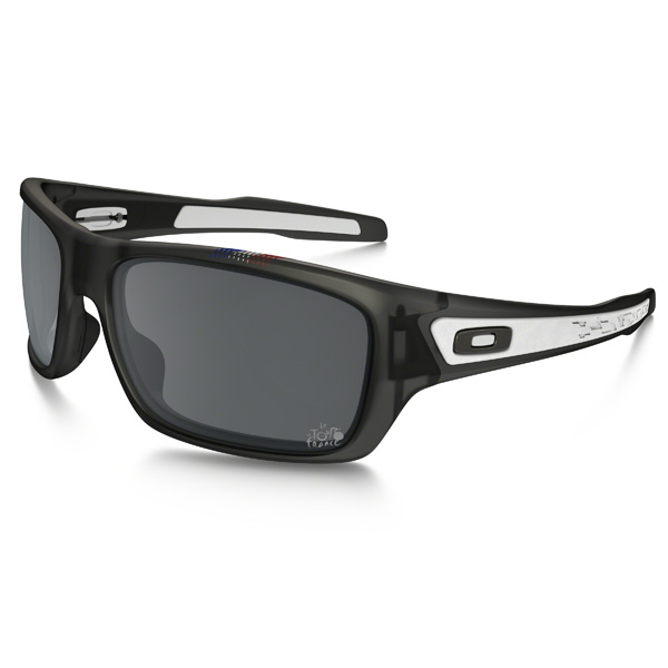 Oakley オークリー サングラス Turbine タービン Tour de France ツール・ド・フランス OO9263-16 【Gray Smoke/Black Iridium】