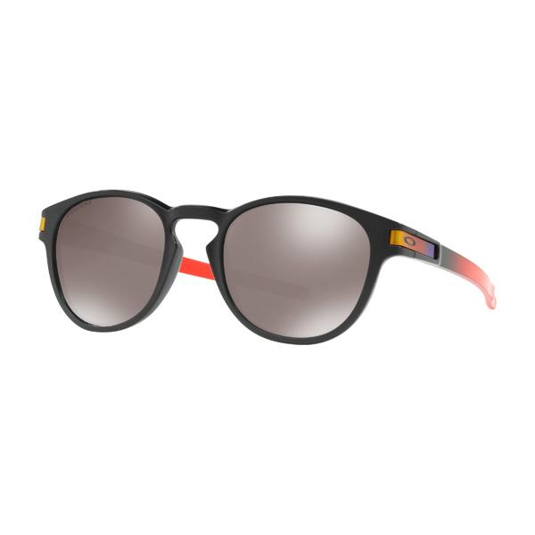 Oakley オークリー サングラス Latch ラッチ Ruby Fade Collection ルビーフェイドコレクション OO9265-2653 【Ruby Fade/Prizm Black Polarized】