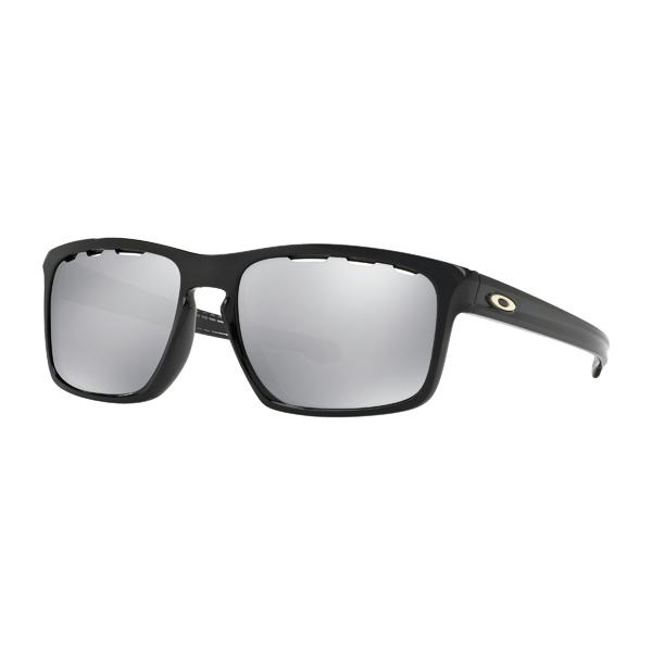 Oakley オークリー サングラス Sliver Vented スリバー ベンテッド OO9269-1257 アジアンフィット 【Polished Black/Chrome Iridium】