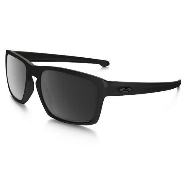 Oakley オークリー サングラス Sliver スリバー OO9269-1557 アジアンフィット【Matte Black/Prizm Black Iridium】