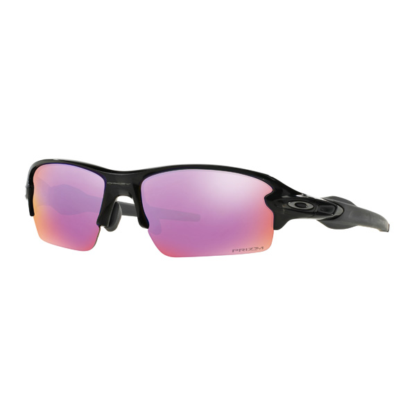 Oakley オークリー サングラス Flak 2.0 フラック2.0 Prizm Golf プリズムゴルフ OO9271-05 アジアンフィット 【Black Ink/Prizm Golf】