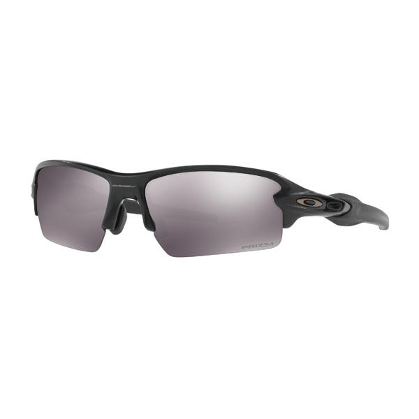 Oakley オークリー サングラス Flak 2.0 フラック2.0 OO9271-2261 アジアンフィット 【Matte Black/Prizm Black】
